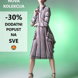 Vikend Popust -30% na SVE