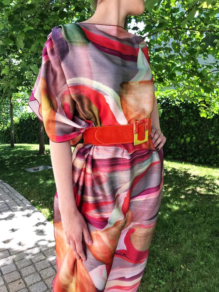 Haljina 52 Odyssey 20269 – 100% svila