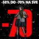 CRNI PETAK VIKEND -58% DO -70% NA SVE – Zagrijavanje za Black Friday