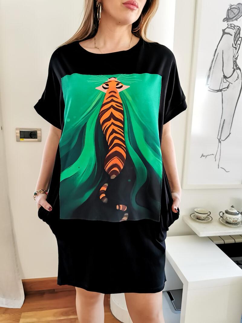Haljina 19 Tigre 24685